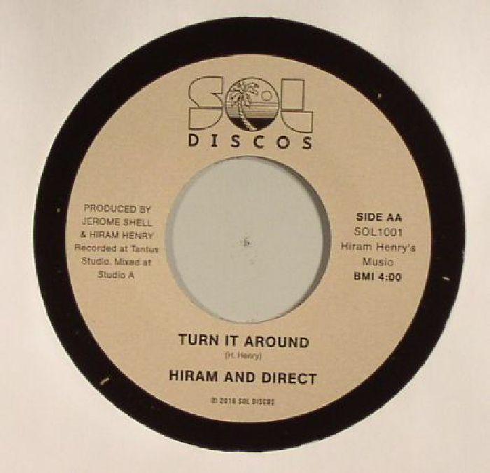 HIRAM & DIRECT - Love Flight