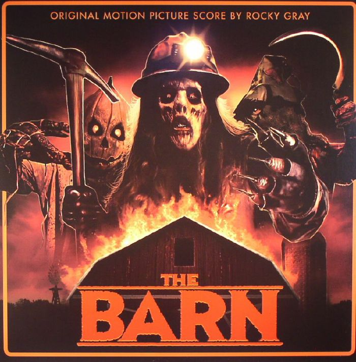 ROCKY GRAY - The Barn (Soundtrack)