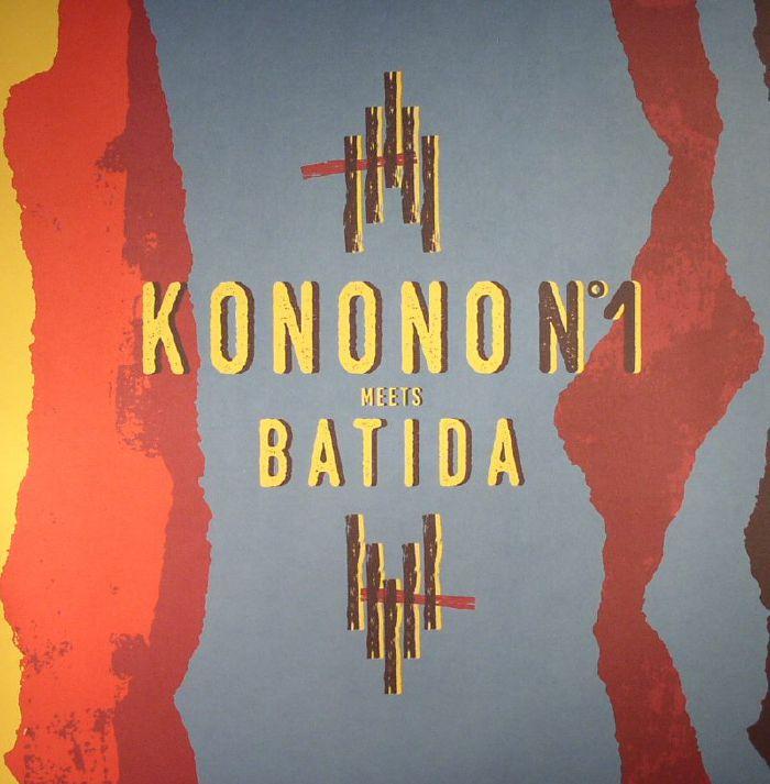KONONO NO 1 meets BATIDA - Konono No 1 Meets Batida