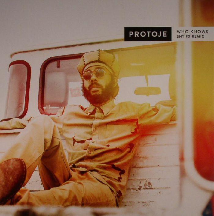 PROTOJE - Who Knows (Shy FX remix)