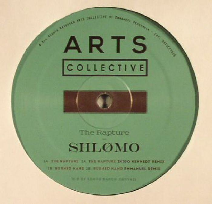 SHLOMO - The Rapture