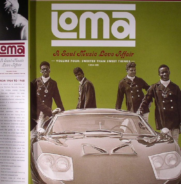 VARIOUS - Loma: A Soul Music Love Affair Volume 4: Sweeter Than Sweet 1964-68