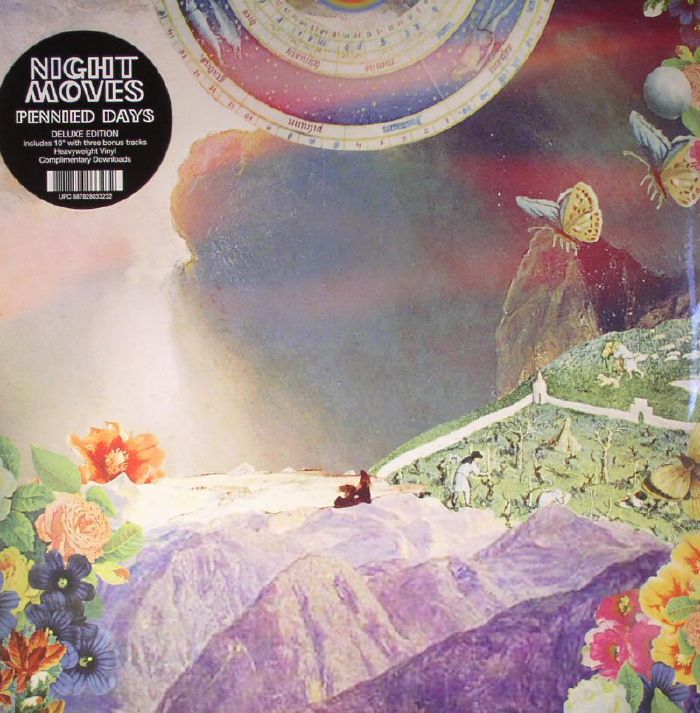 NIGHT MOVES - Pennied Days (Deluxe Edition)