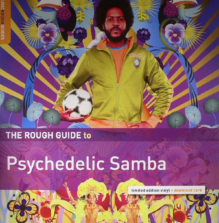 VARIOUS - The Rough Guide To Psychedelic Samba (Record Store Day 2016)