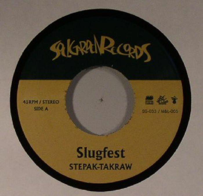 STEPAK TAKRAW - Slugfest