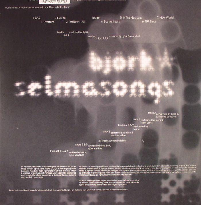 BJORK - Selmasongs
