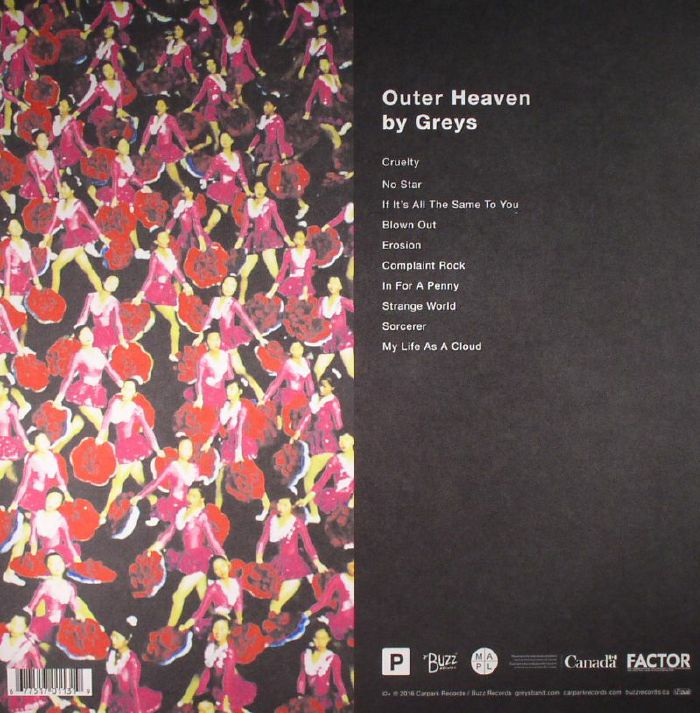 GREYS - Outer Heaven