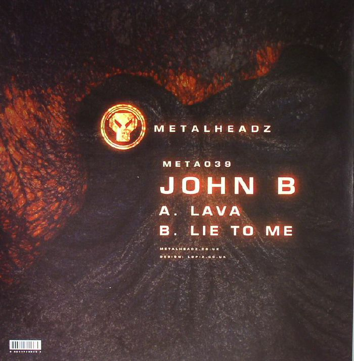 JOHN B - Lava