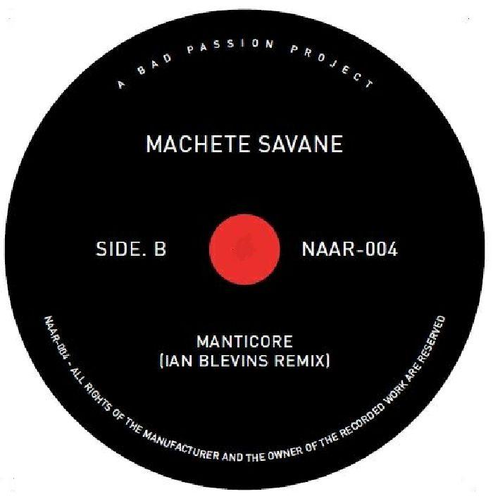 MACHETE SAVANE - Manticore