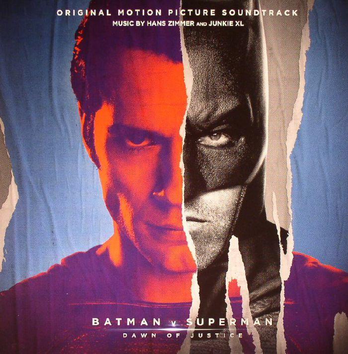 ZIMMER, Hans/JUNKIE XL - Batman vs Superman: Dawn Of Justice (Soundtrack)