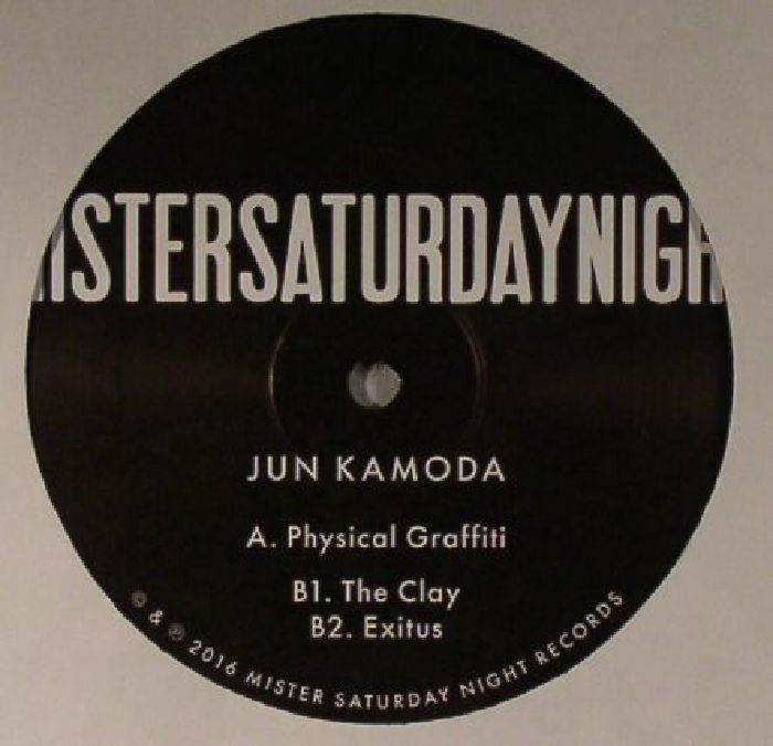 KAMODA, Jun - The Clay EP