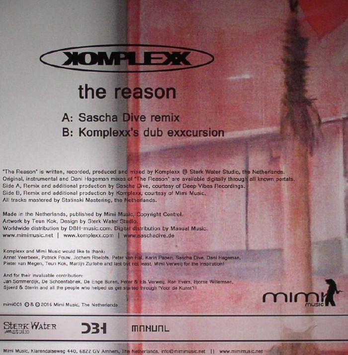 KOMPLEXX - The Reason
