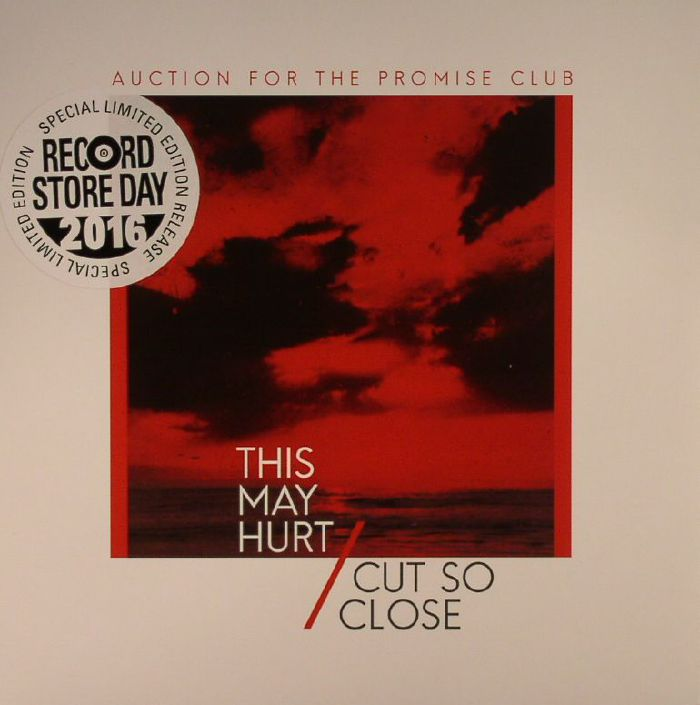 AUCTION FOR THE PROMISE CLUB - This May Hurt (Record Store Day 2016)