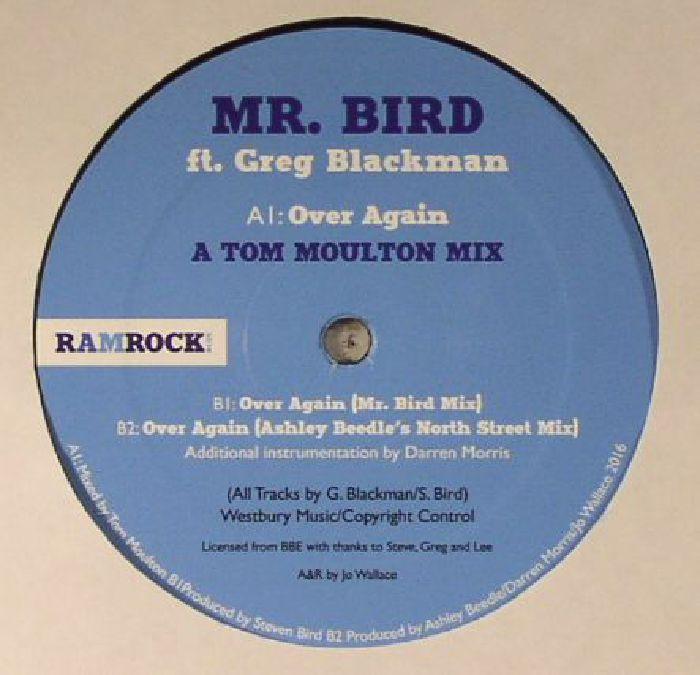 MR BIRD feat GREG BLACKMAN - Over Again