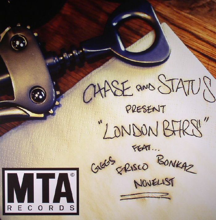 CHASE & STATUS - London Bars (Record Store Day 2016)