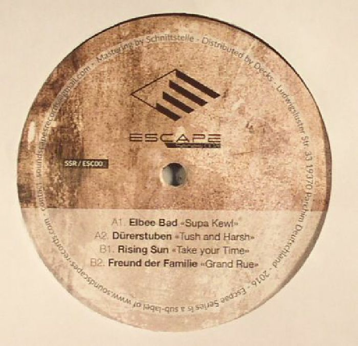 ELBEE BAD/DURERSTUBEN/RISING SUN/FREUND DER FAMILIE - Escape Series 002