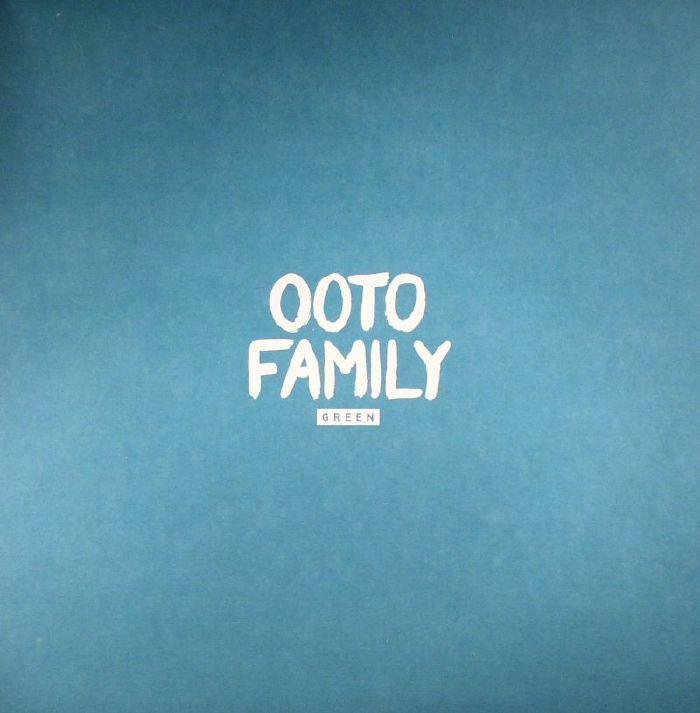 DKA/NO SHIT LIKE DEEP/ALEJANDRO MOSSO/NIRUKAD/OGUST - Family Green