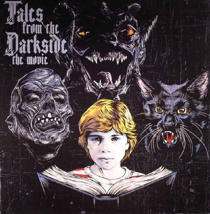 HARRISON, John/VARIOUS - Tales From The Darkside (Soundtrack)