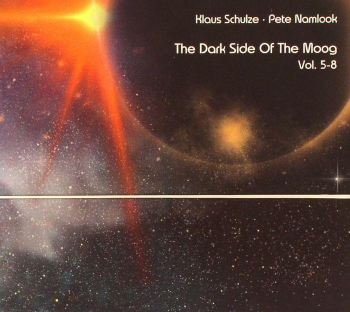 SCHULZE, Klaus/PETE NAMLOOK - The Dark Side Of The Moog Vol 5-8