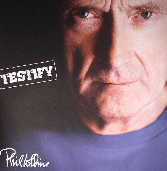COLLINS, Phil - Testify