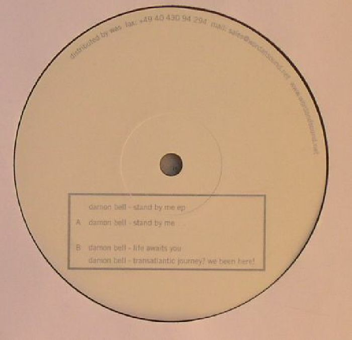 BELL, Damon - Stand By Me EP