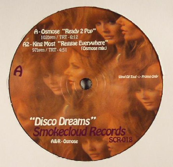 OSMOSE/KING MOST - Disco Dreams