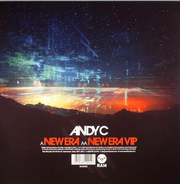 ANDY C - New Era