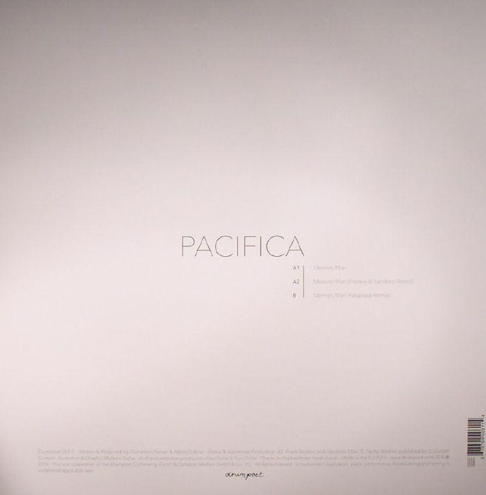 PACIFICA - Memory Man