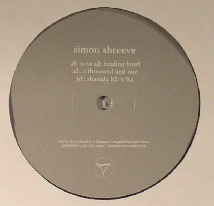 SHREEVE, Simon - Healing Bowl
