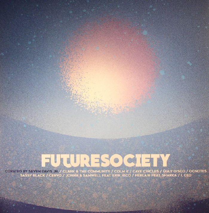 SEVEN DAVIS JR/VARIOUS Future Society vinyl at Juno Records
