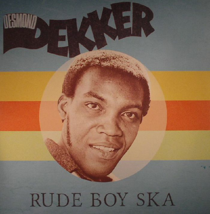 Desmond Dekker Rude Boy Ska Record Store Day 2016 Vinyl