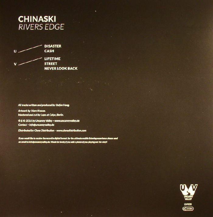 CHINASKI - Rivers Edge