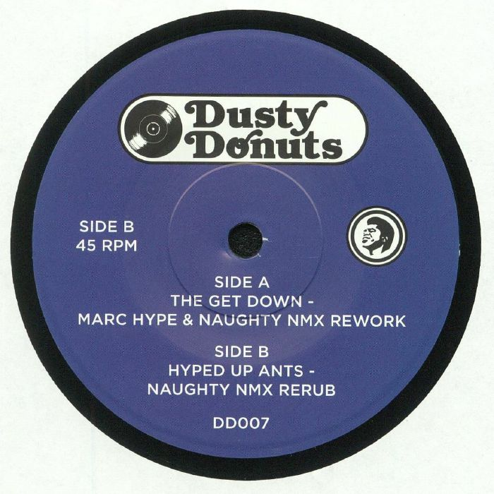 MARC HYPE - The Get Down