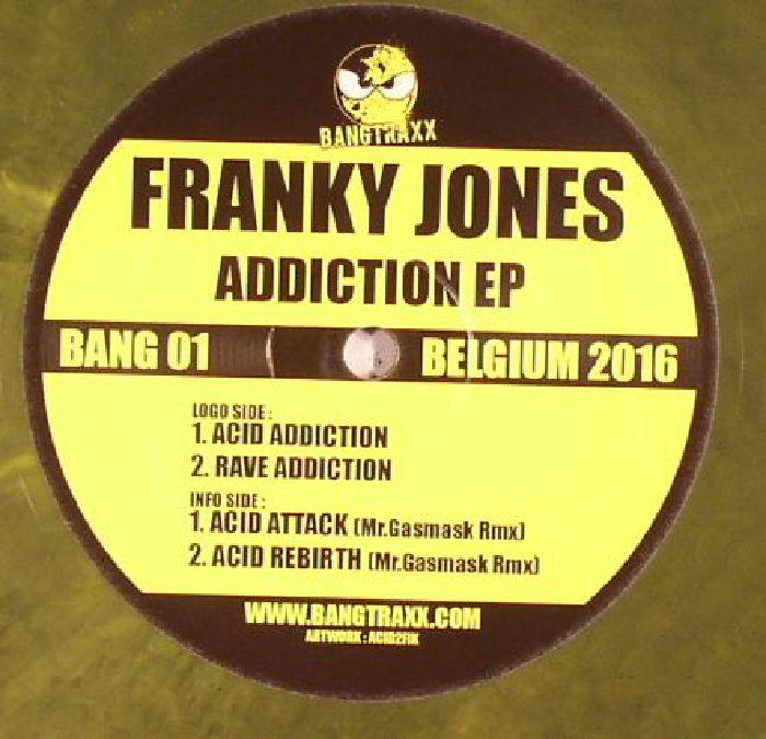 JONES, Franky - Addiction EP