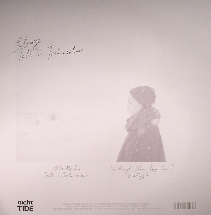 ELUIZE - Talk In Technicolour