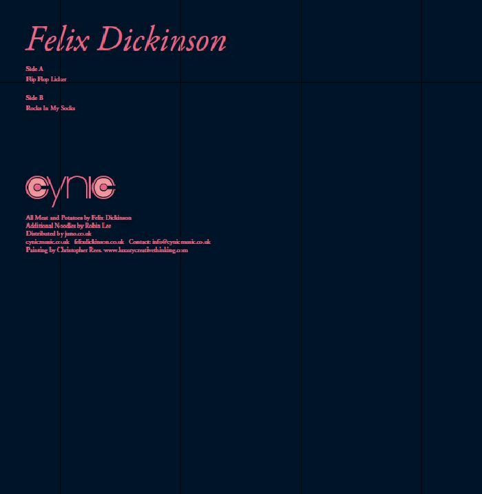 DICKINSON, Felix - Flip Flop Licker