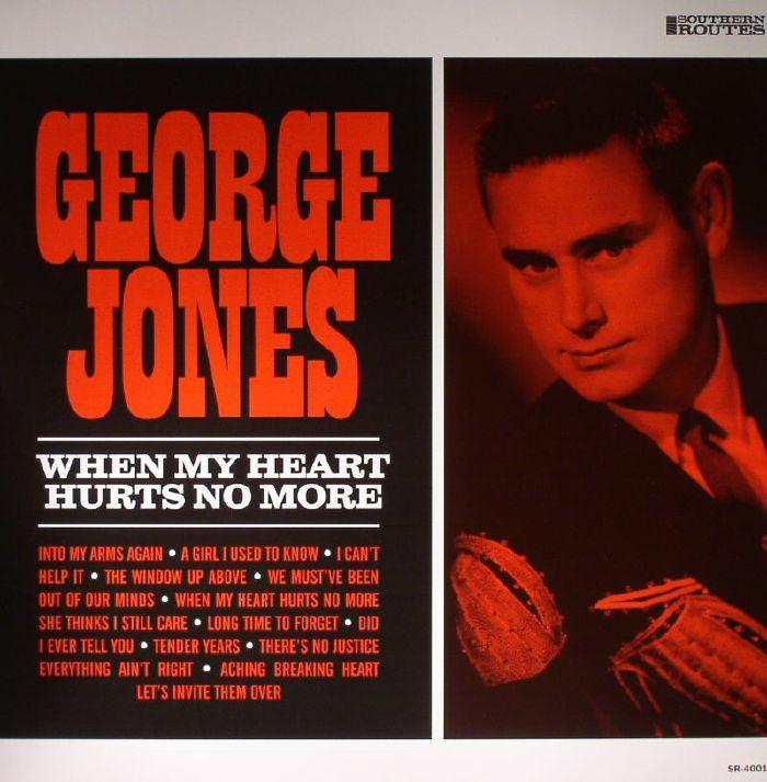 JONES, George - When My Heart Hurts No More