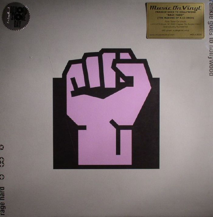 FRANKIE GOES TO HOLLYWOOD - Rage Hard (Record Store Day 2016)