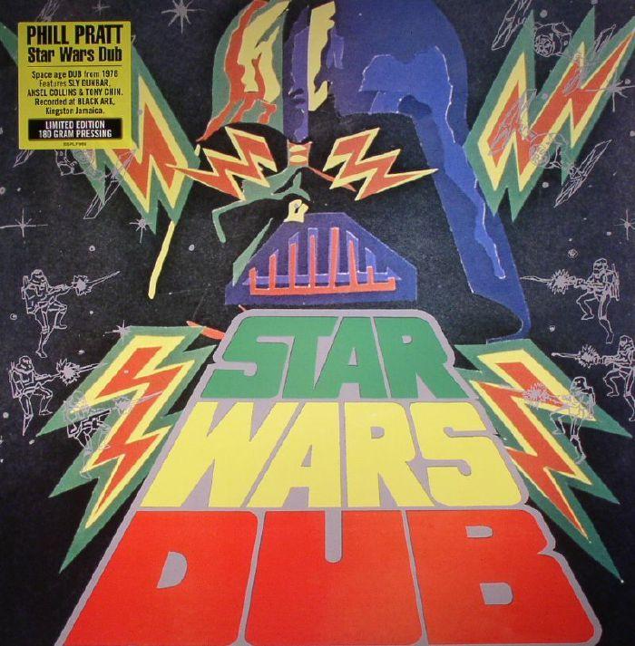 PRATT, Phill - Star Wars Dub (Record Store Day 2016)