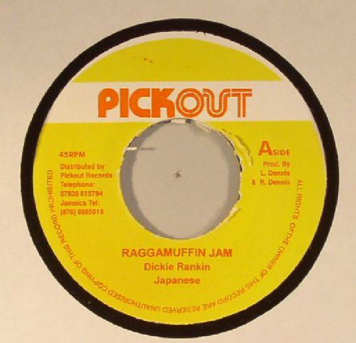DICKIE RANKIN/JAPANESE - Raggamuffin Jam