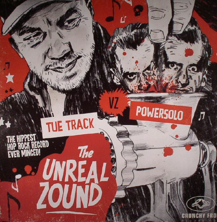 TUE TRACK/POWERSOLO - The Unreal Zound (Record Store Day 2016)