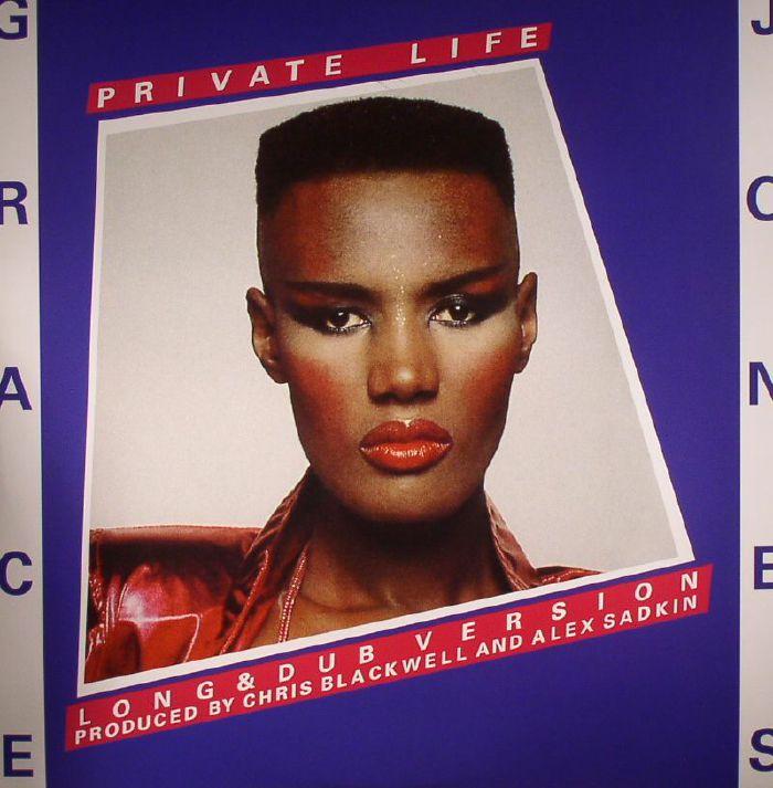 JONES, Grace - Private Life (Record Store Day 2016)