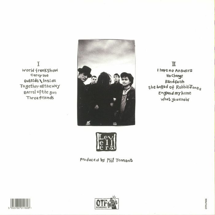 LEVELLERS - A Weapon Called The Word (reissue)