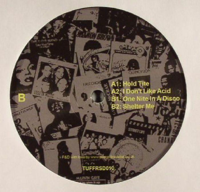 LATE NITE TUFF GUY - Tuff Cut #10 (Record Store Day 2016)