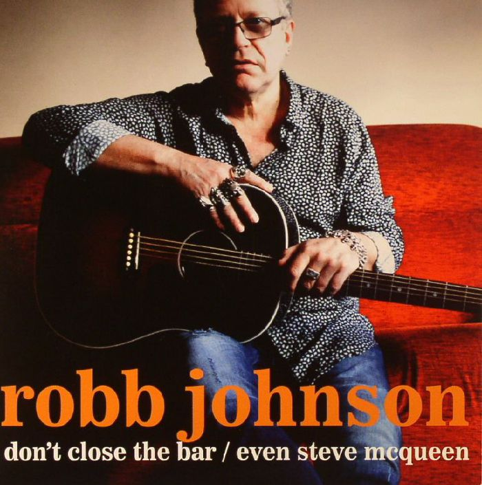 JOHNSON, Robb - Don't Close The Bar (Record Store Day 2016)