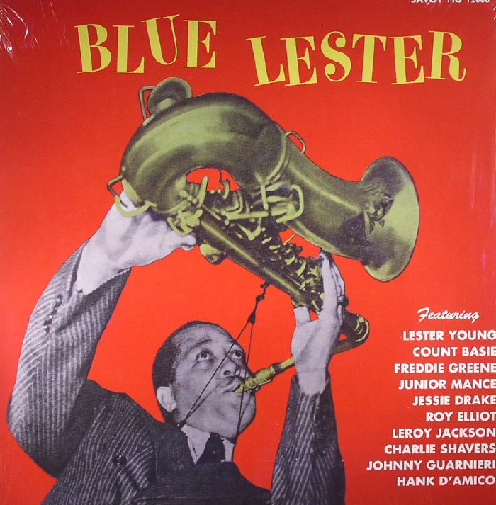 YOUNG, Lester - Blue Lester (Record Store Day 2016)