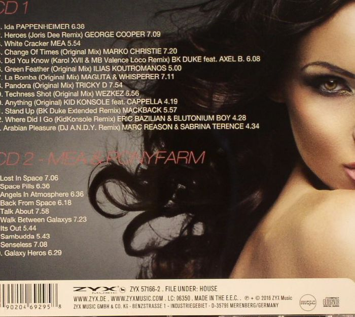 MEA/PONYFARM/VARIOUS - Club House Deluxe