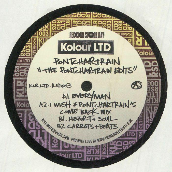 PONTCHARTRAIN - The Pontchartrain Edits (Record Store Day 2016)