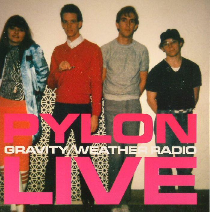 PYLON - Gravity (live)