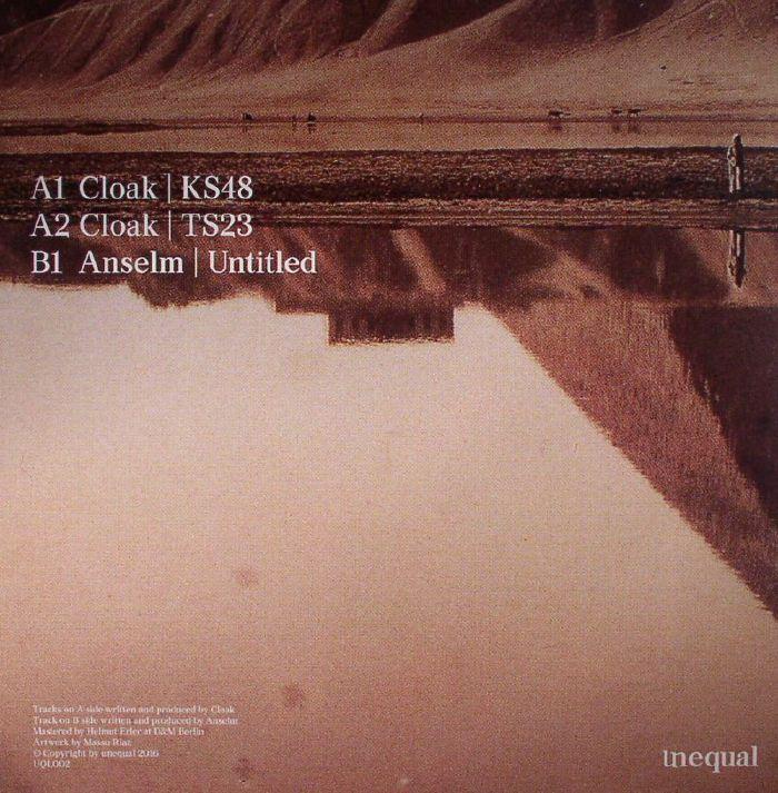 CLOAK/ANSELM - Cloak/Anselm